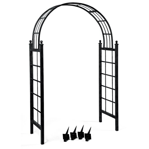 Steel Arbor by Deer Park Ironworks