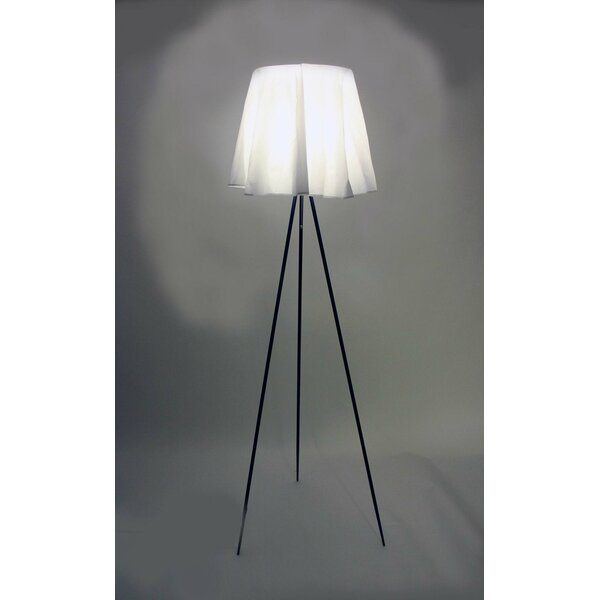 Napkin 70 Tripod Floor Lamp by dCOR design