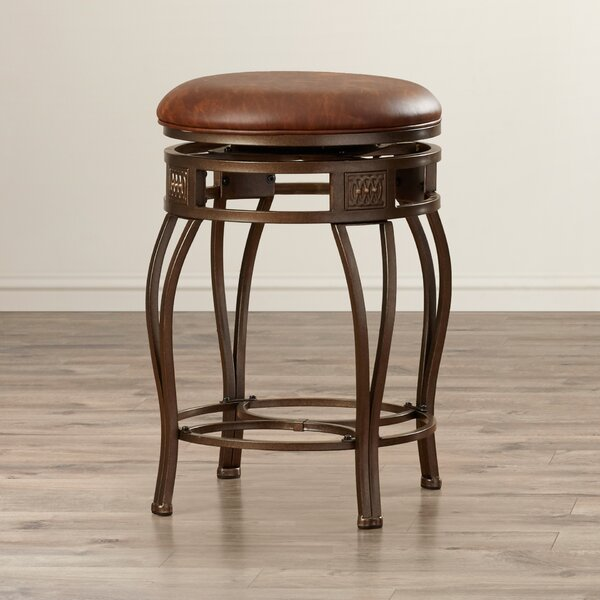 Copenhagen 26 Swivel Bar Stool by Astoria Grand
