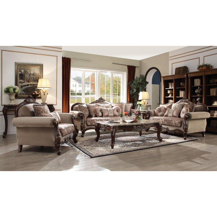 Dandre Configurable Living Room Set