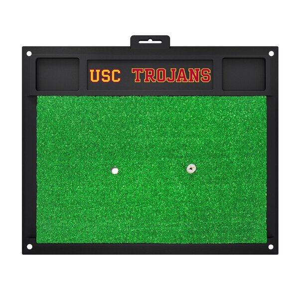 NCAA University of Southern California Golf Hitting Mat by FANMATS