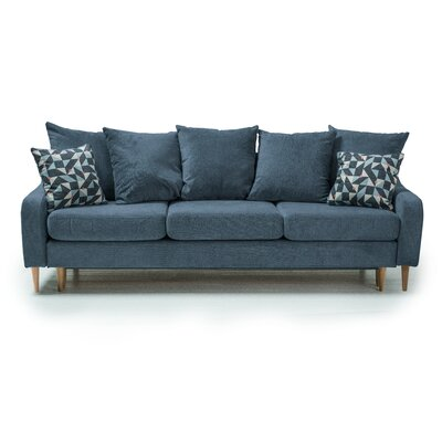Blue Sofas Wayfair Co Uk
