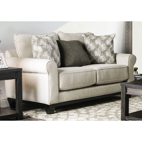 Kimbrel Loveseat By Winston Porter