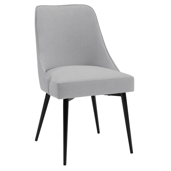 Bridewell Upholstered Dining Chair (Set of 2) by Wrought Studio