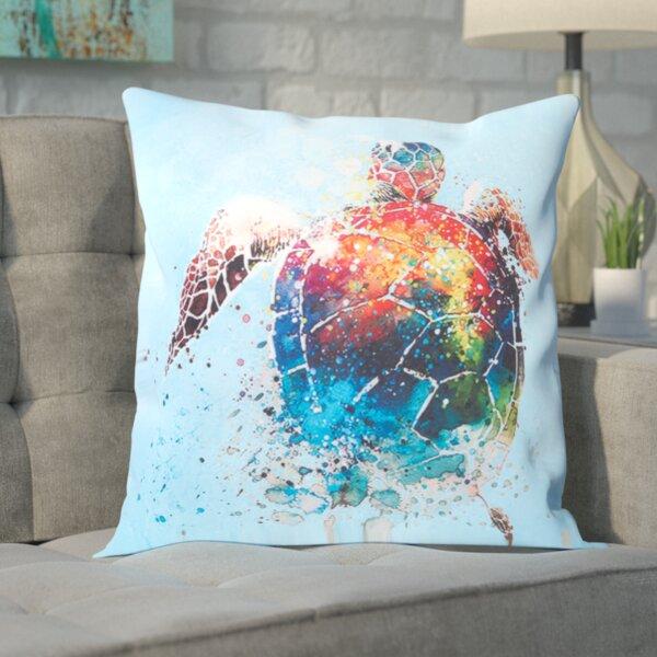 Shatley Indoor/Outdoor Throw Pillow by Wrought Studio