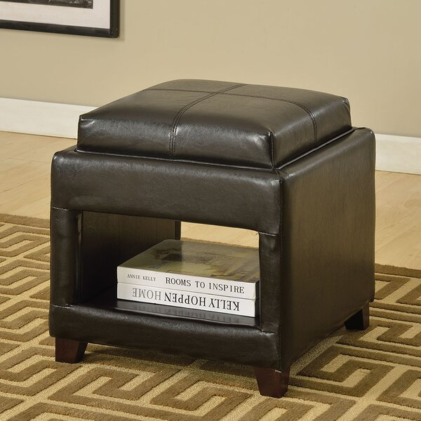 Gosse Cube Ottoman by A&J Homes Studio