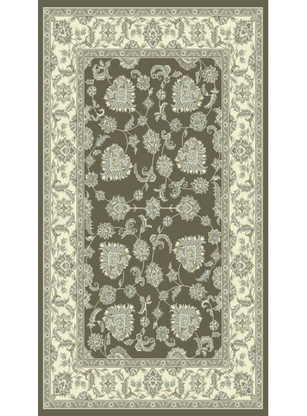 Atterbury Dark Gray/Ivory Area Rug by Astoria Grand