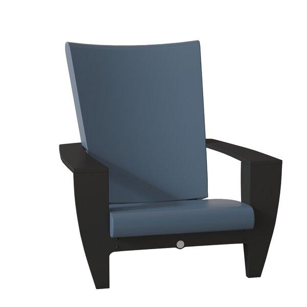 Curve Patio Chair by Tropitone Tropitone