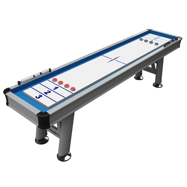 Extera Outdoor Shuffleboard Table by Playcraft