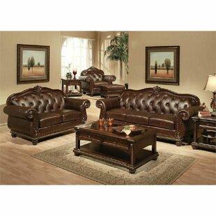 Petworth Standard Configurable Living Room Set by Astoria Grand