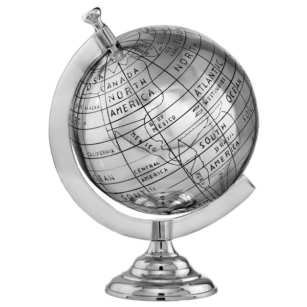 Extra Large World Globe by Modern Day Accents