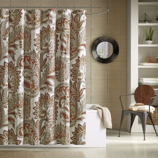 Purcell Cotton Shower Curtain