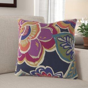 Order Kaneville Flower Outdoor Throw Pillow ByRed Barrel Studio