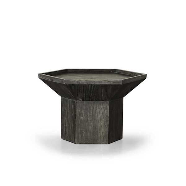 Kuba End Table by World Menagerie World Menagerie
