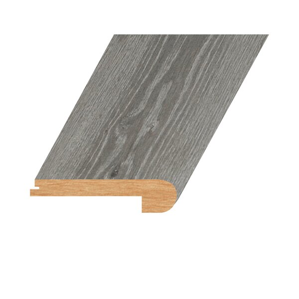 0.94 x 4.41 x 94.49 Oak Flush Stair Nose in Royal