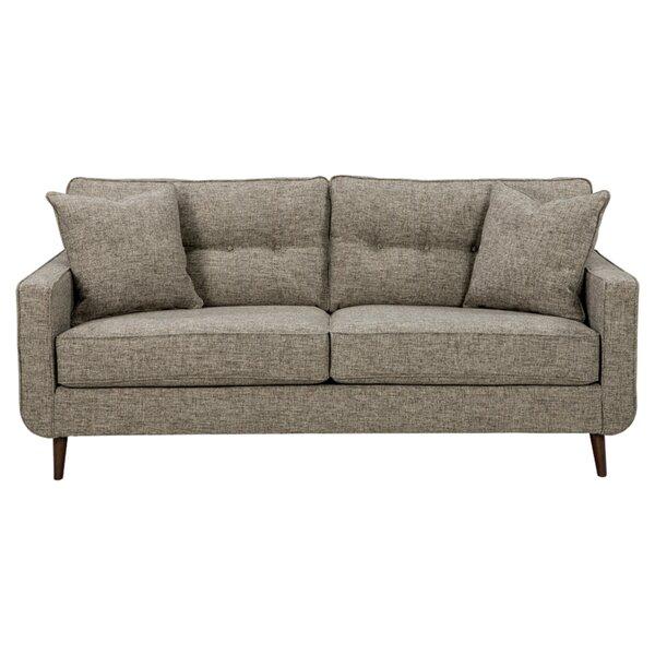 Home & Garden Warrenton 79'' Square Arm Sofa