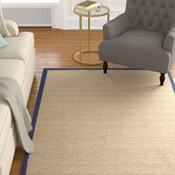 Dedham Beige Area Rug by Charlton Home