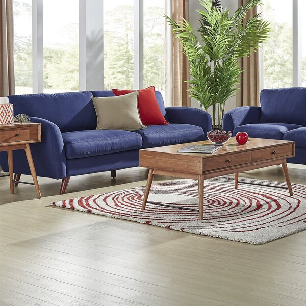 Andersen 2 Piece Coffee Table Set by Mercury Row