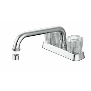 Oakbrook Collection Double Handle Deck Mounted Bar Faucet