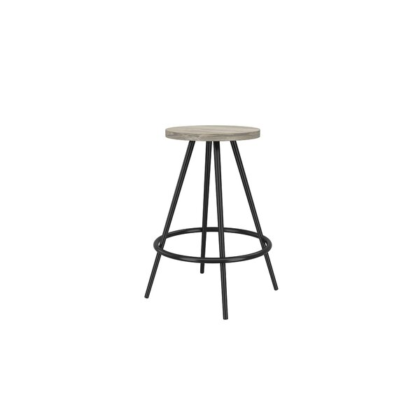 Leo 24 Bar Stool by Novogratz
