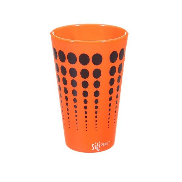 Cayden Silipint Water/Juice Glass 16 oz. Plastic by Ebern Designs