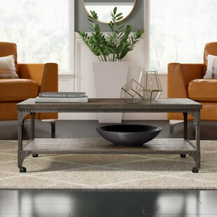 Mcgill Coffee Table with Tray Top