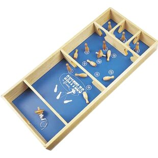 Carrom Skittles Game Board By Carrom