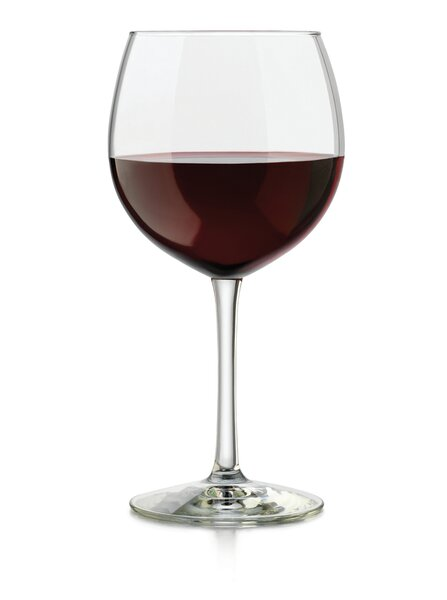 Vineyard Reserve Merlot 19.75 Oz. Red Wine Glass (Set of 4) by Libbey