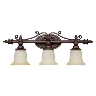 Affordable Price Byard 3-Light Vanity Light ByFleur De Lis Living
