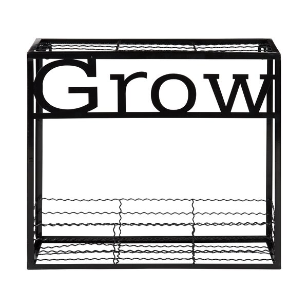 Grise Metal Planter Box by August Grove