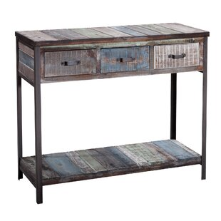 Read Reviews Clayera Console Table ByTrent Austin Design
