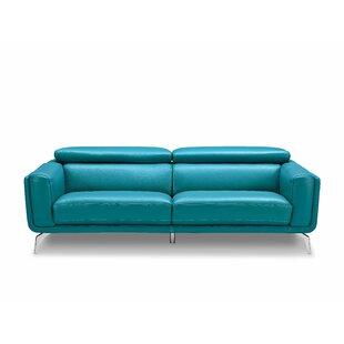 Lora Leather Sofa