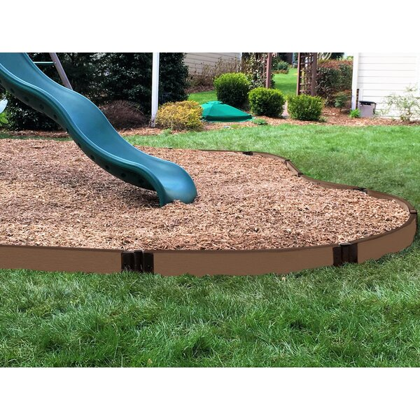 Curved Playground Border by Frame It All