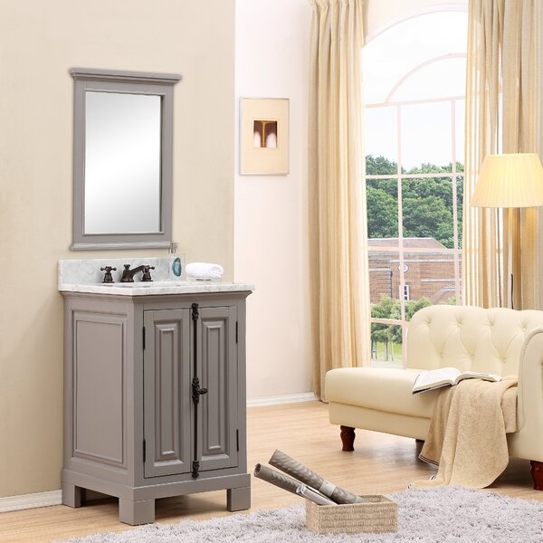 Nico 24 Single Bathroom Vanity Set by Alcott Hill