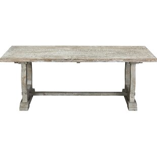 Compare prices Domenic Mountain Dining Table By Mistana