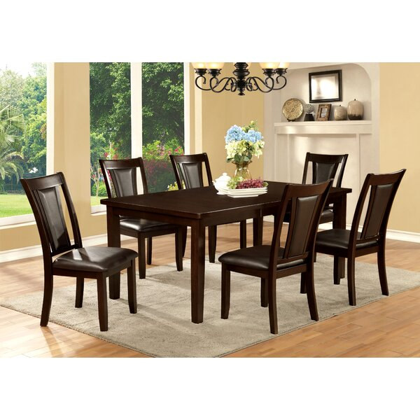 Wilburton 7 Piece Extendable Dining Set by Darby Home Co