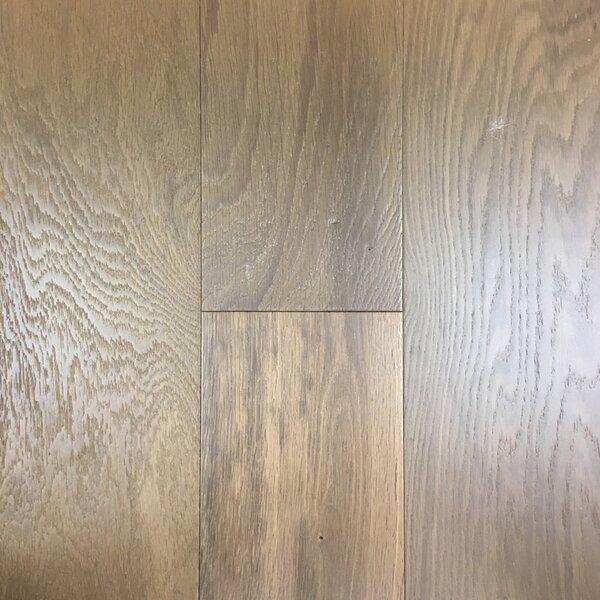 Patriot Plank 7 Engineered White Oak Hardwood Flooring in Cambridge by Meritage Hardwood