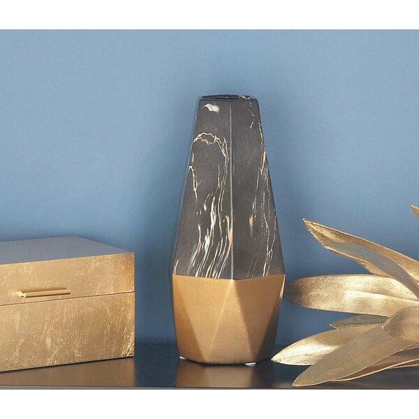Ceramic Floor Vase by Cole & Grey