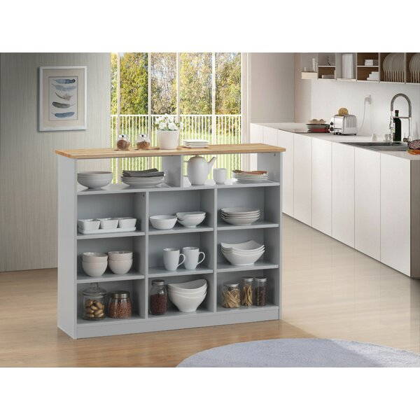 Bovingdon Kitchen Cart by Latitude Run