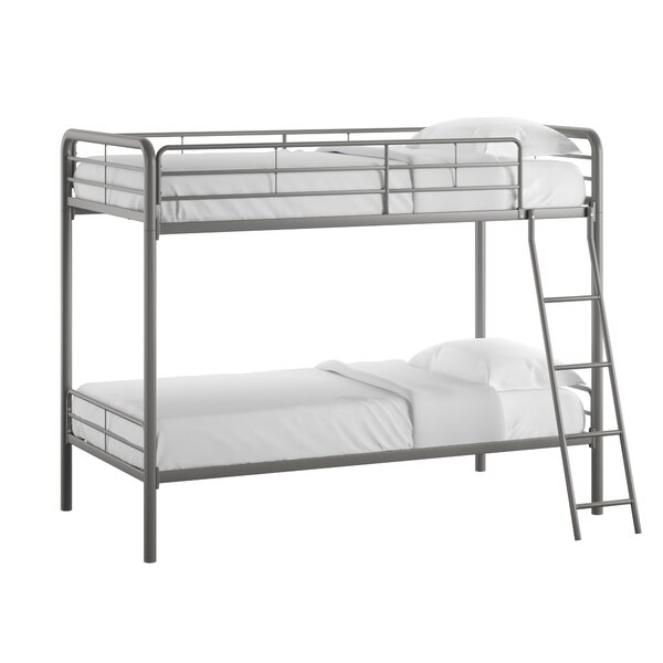 Jacquline Twin over Twin Bunk Bed by Isabelle & Max