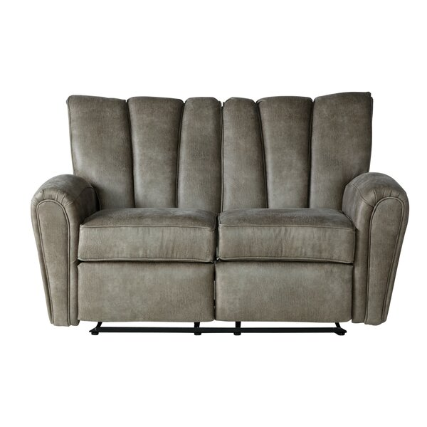 Goodland Reclining Loveseat by Williston Forge