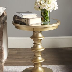 Dasia End Table by Willa Arlo Interiors
