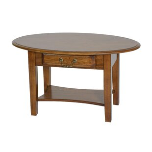 Seger Coffee Table with Drawer