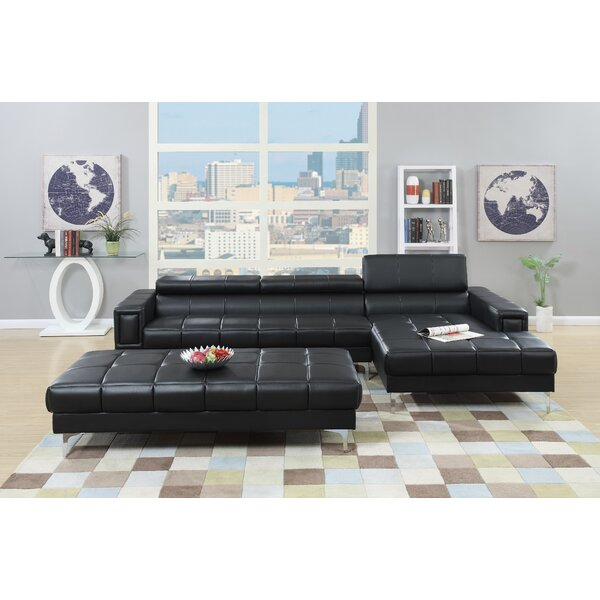 Knupp Right Hand Facing Sectional By Orren Ellis