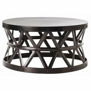 Attrayant Hammered Coffee Table