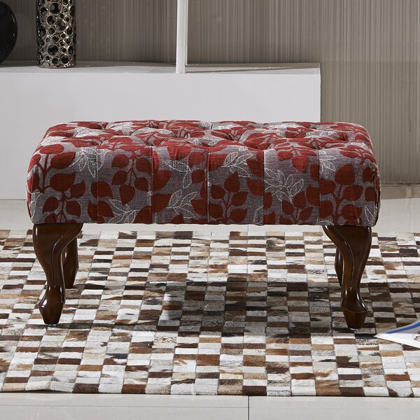 Elegant Cocktail Ottoman by Bellasario Collection