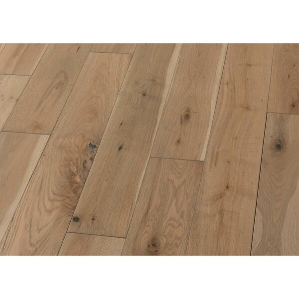 5 Solid Oak Hardwood Flooring in Brushed Antique Natural by Maritime Hardwood Floors