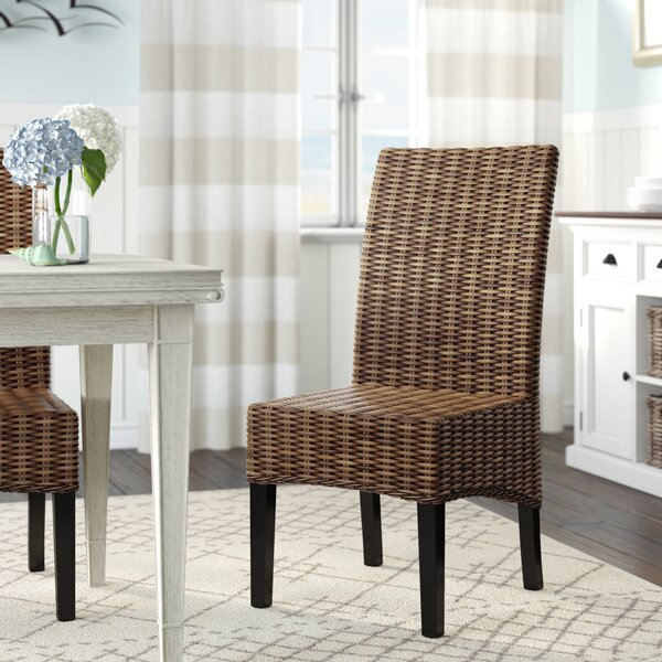 Modern Bougainvillea Dining Chair By Bay Isle Home Today Sale Only