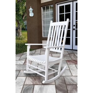 allagash porch rocker chair