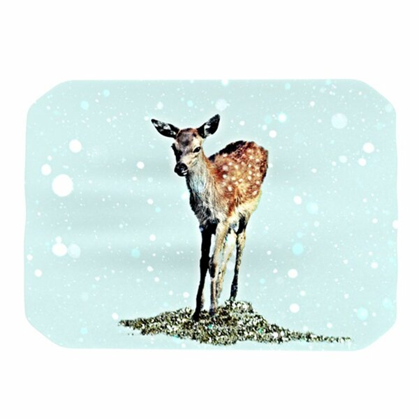 Fawn Placemat by KESS InHouse